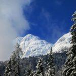 Winter fairytale in Slovenian mountains