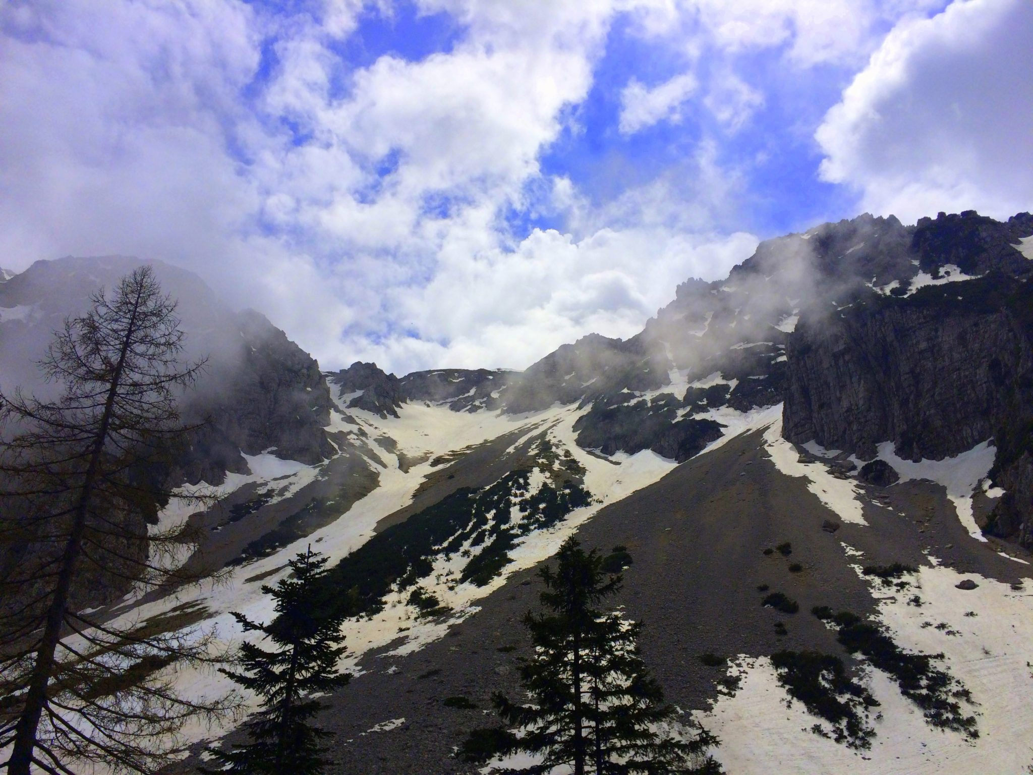 Mt Begunjščica