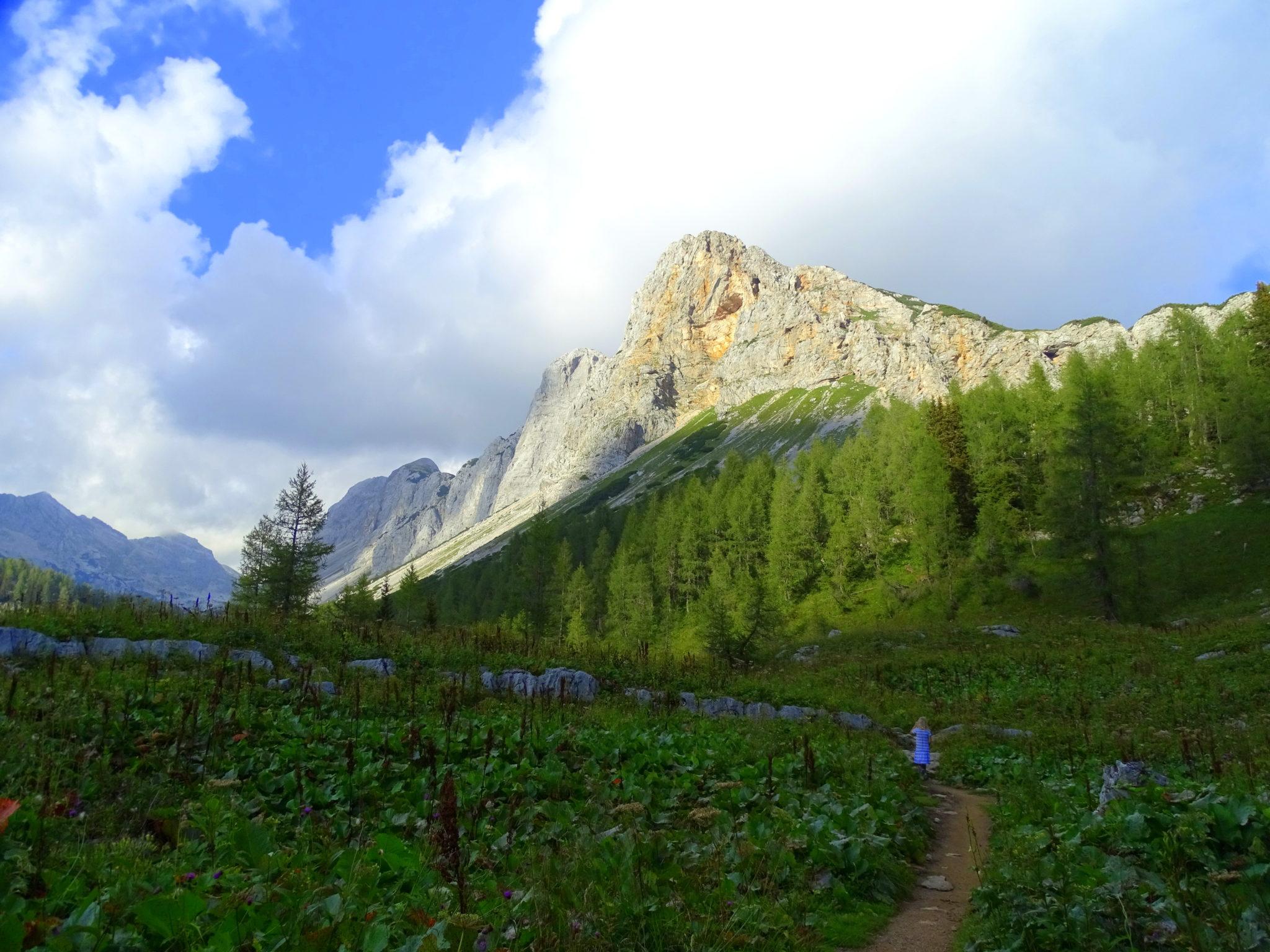 Entering the Triglav Lakes Valley felt like walking into a fairytale.