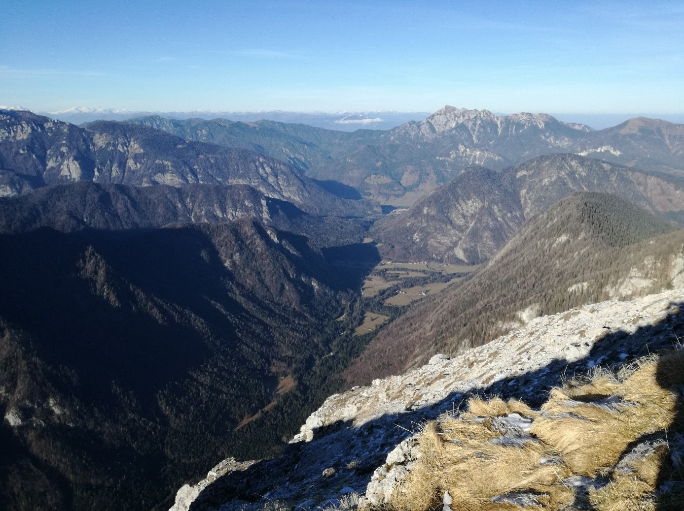 Krma valley.