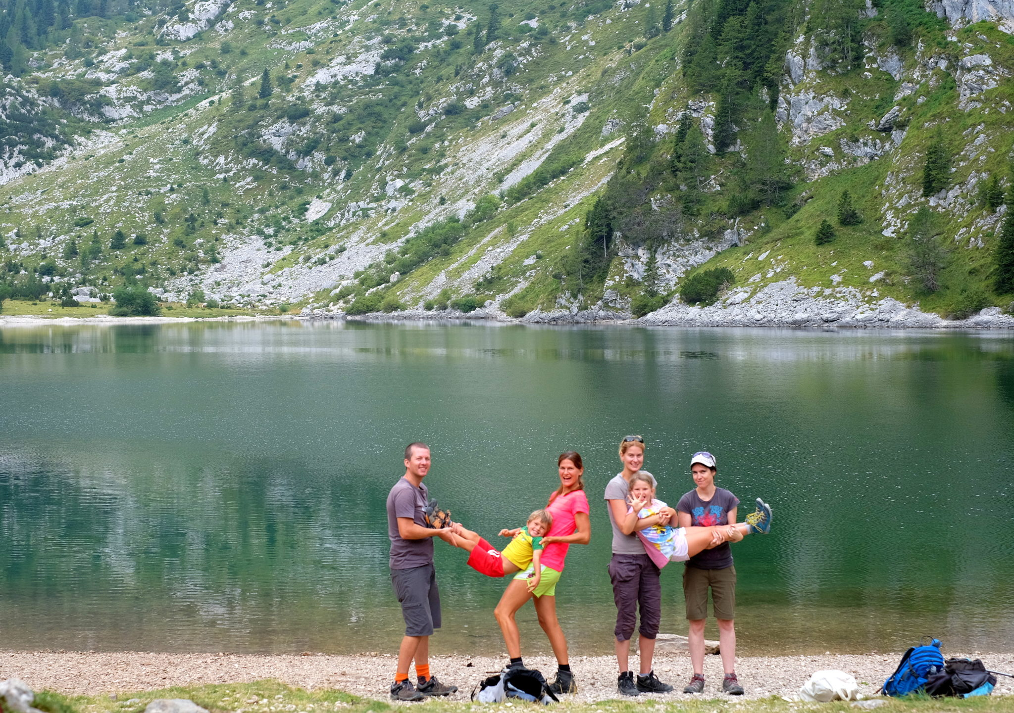 Lake Krn, August 2016