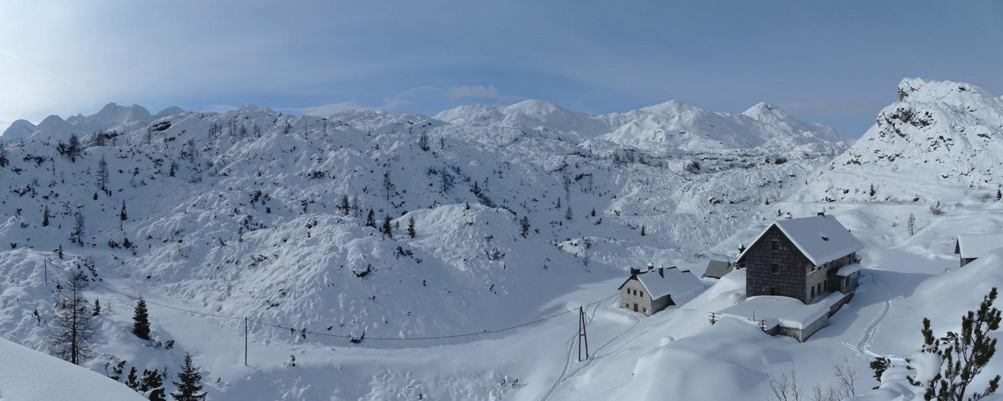 Bogatin mountain hut