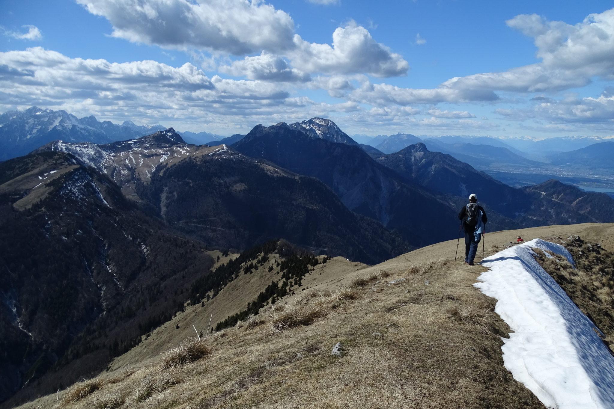Hiking in Slovenia, Mt. Golica