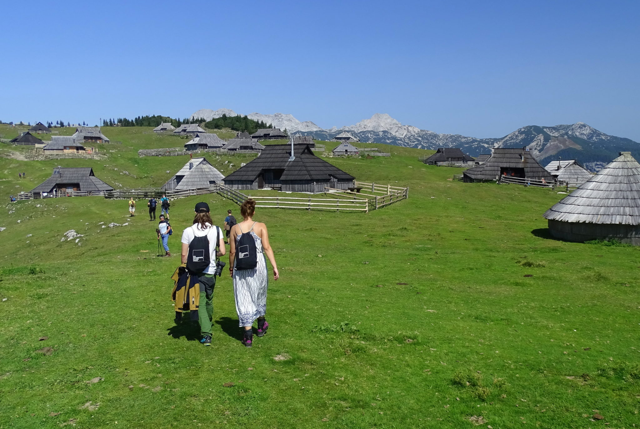 Exploring Velika Planina, InstaMeet hosted by @igslovenia and Tourism Ljubljana