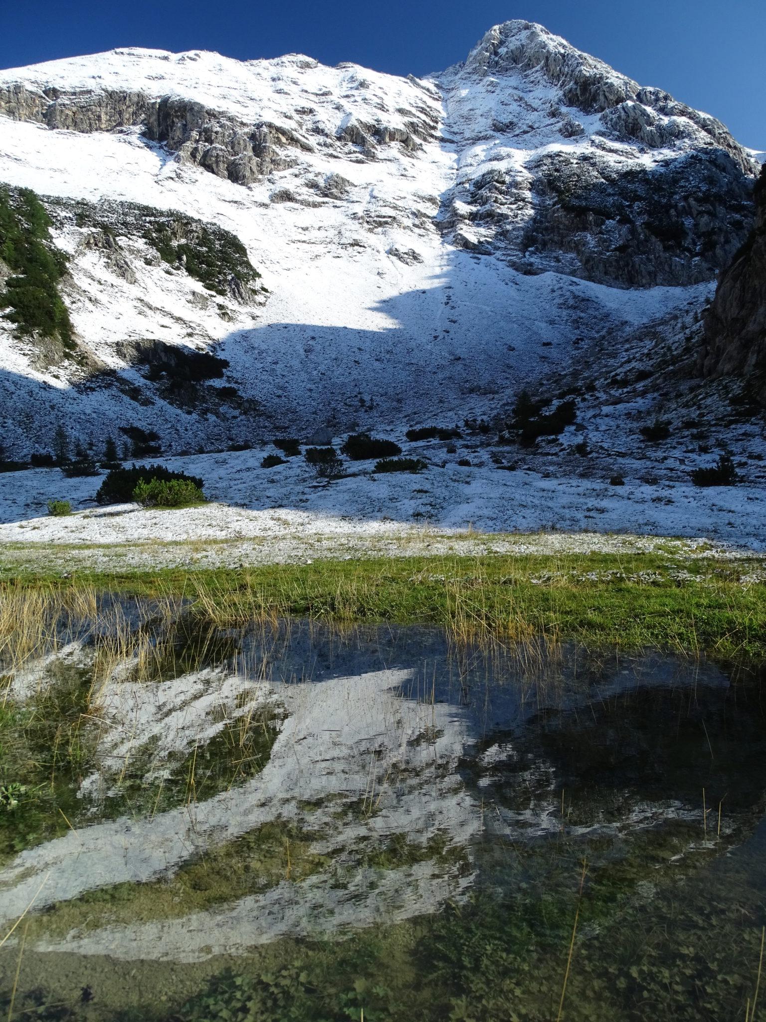 Mali Draški Vrh, 2,132 m