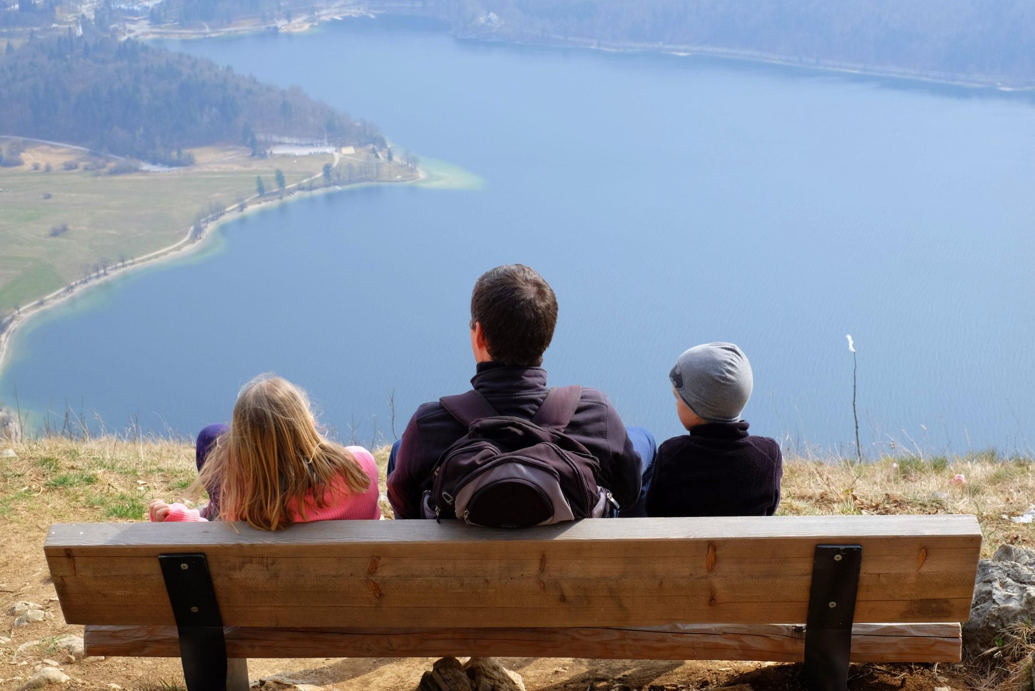 Vogar above Lake Bohinj