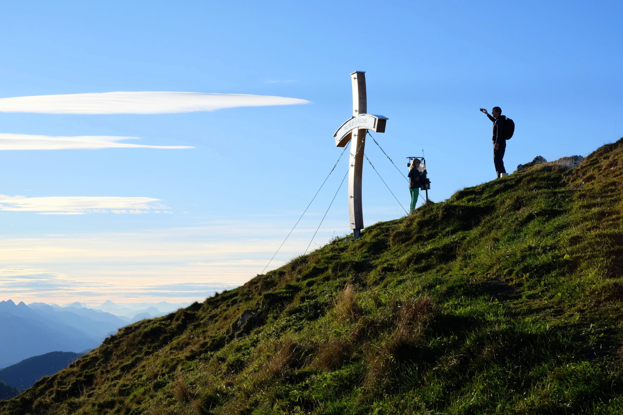 Trupejevo Poldne, 1,931 m, Karawanks, Slovenia