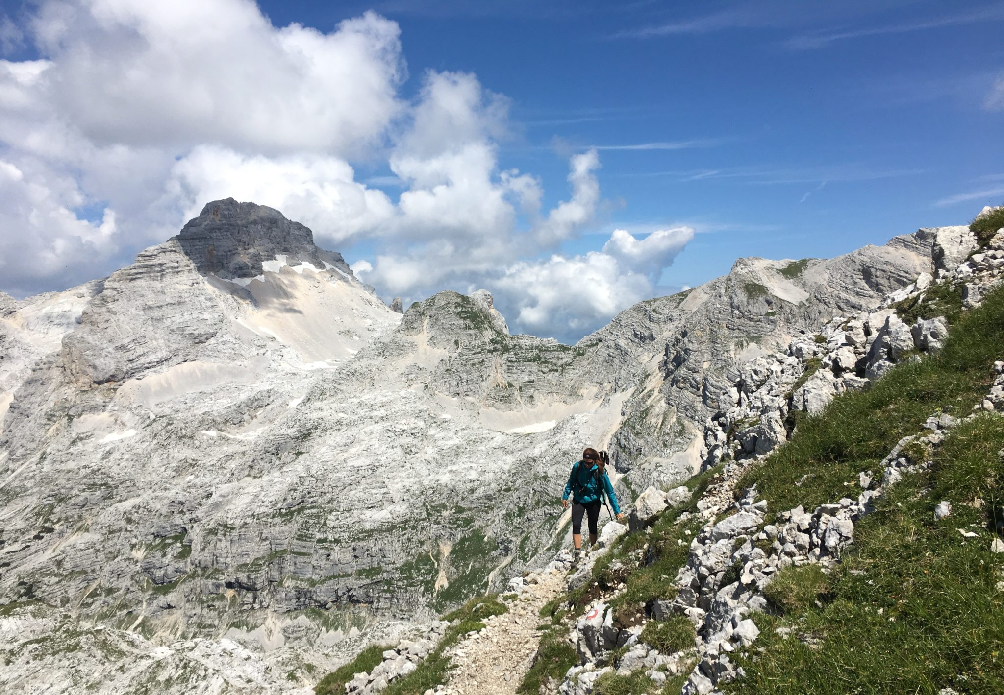 Hiking in Julian Alps