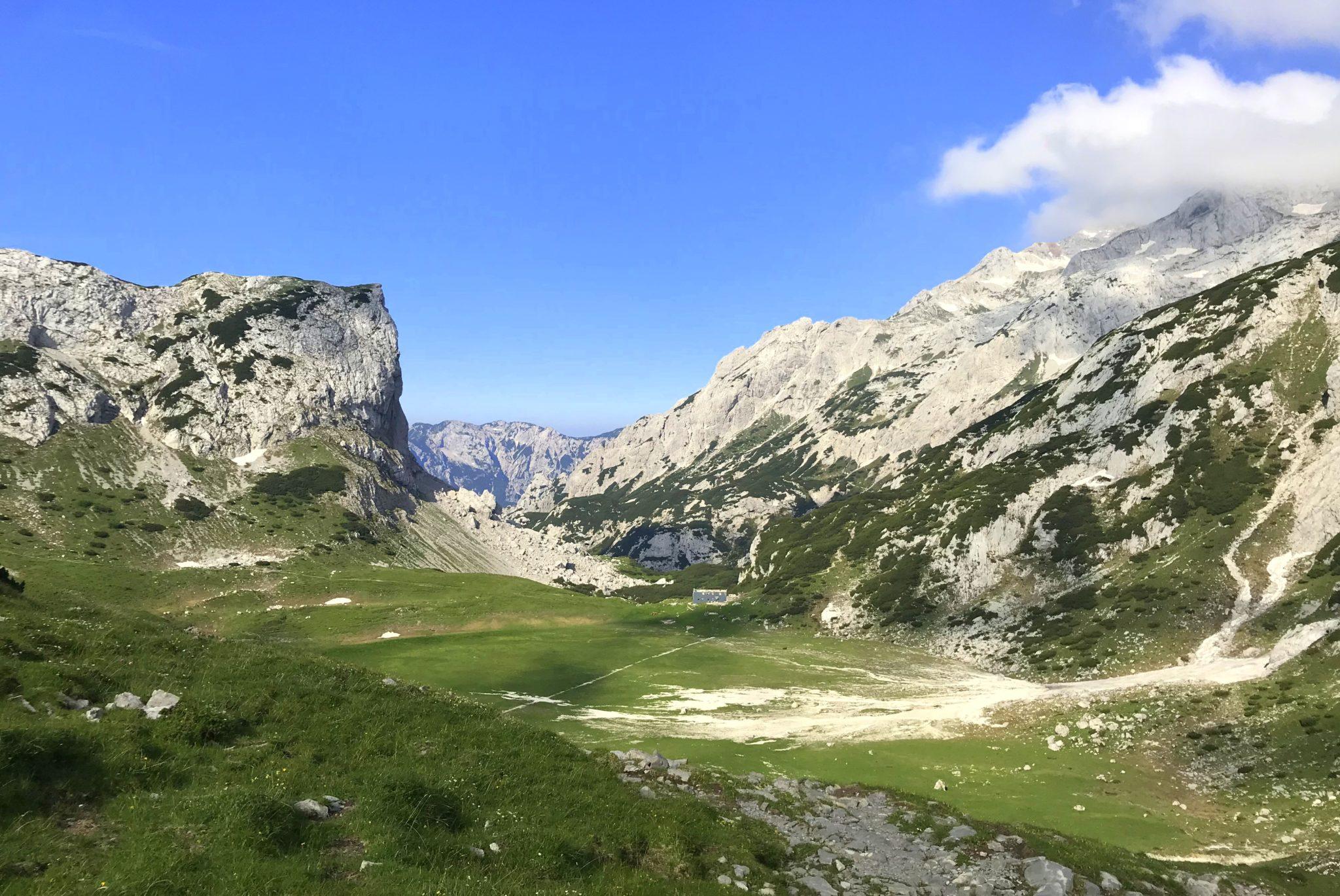 Korošica Plateau, Kamnik-Savinja Alps