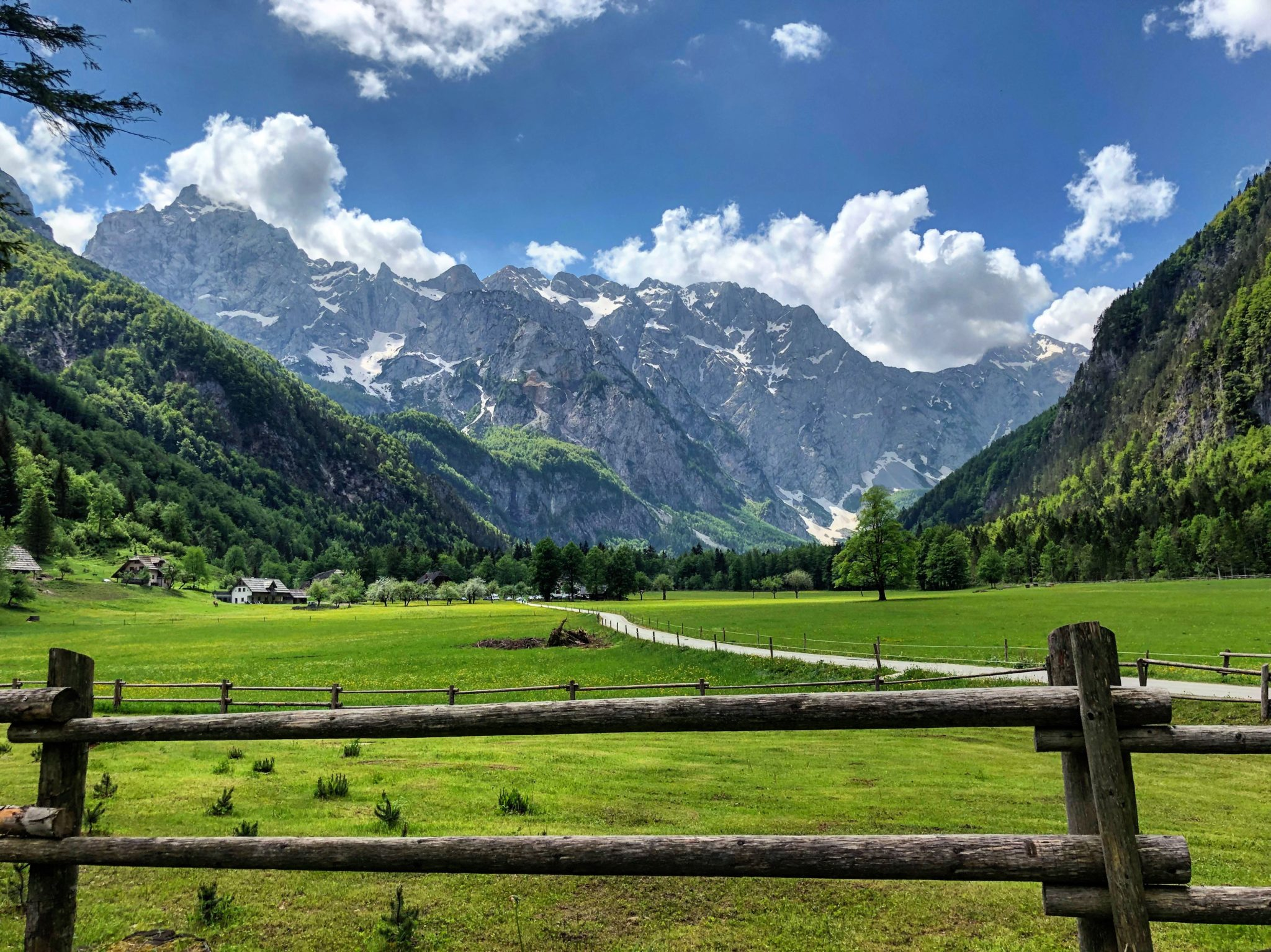 Logar Valley, Slovenia