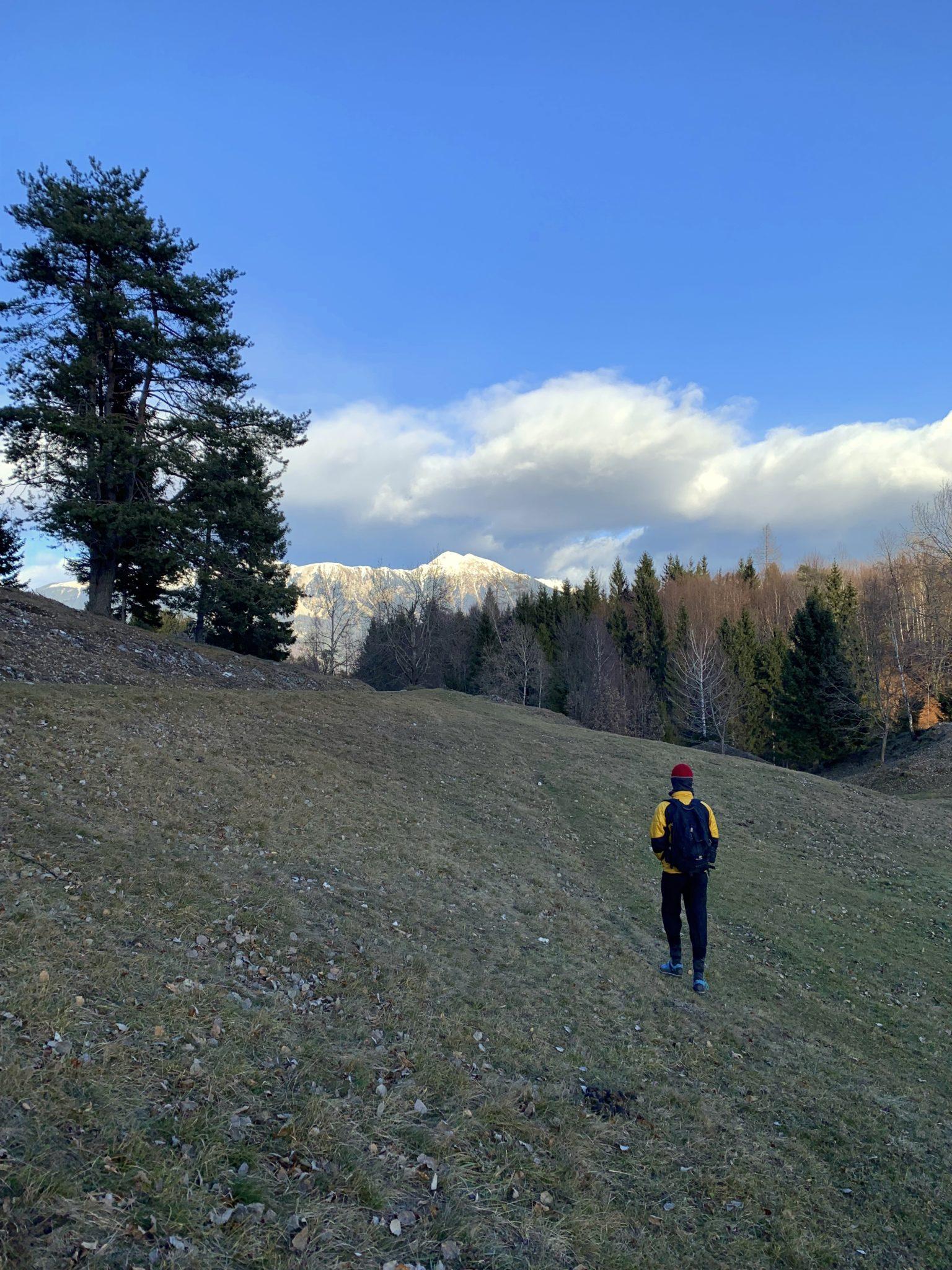 Hiking around Lake Bled, Slovenia