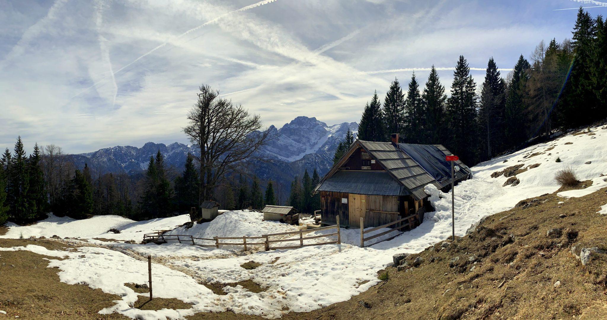 Vrtaška Planina, 1,462 m